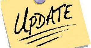 Opdatering af hjemmesiden