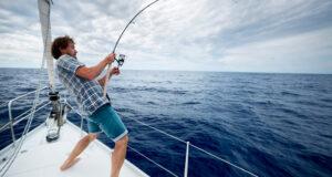 Der var tid til en ny fiskestang